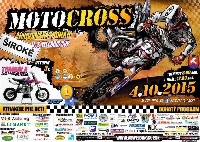 Motocross Široké 2015