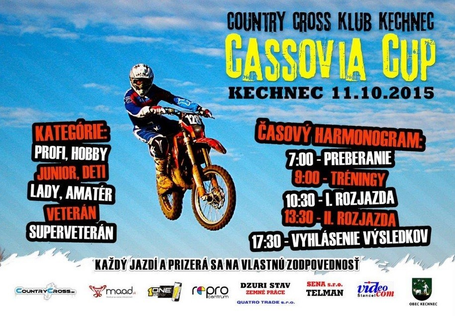 Cassovia Cup Kechnec 2015
