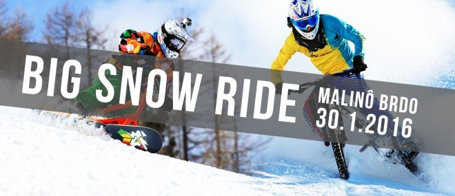 Big Snow Ride Malino Brdo mjpg