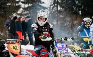 Miriama Závadska motoskijoring