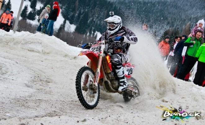 Pavol Magda motoskijoring