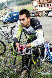 Pavol Kičin Bang Downhill Team sezóna 2015 f