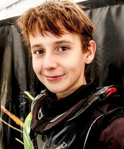 Samuel Nehrer, kategória žiakov - Bang Downhill Team sezóna 2016