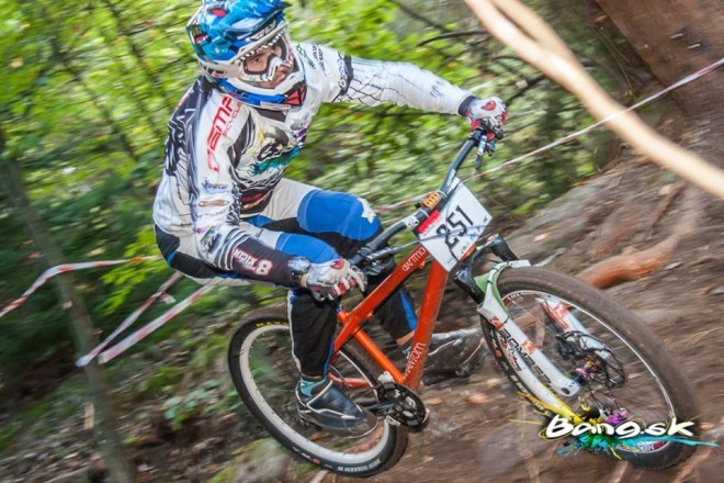 pavol kičin bang downhill team sezona 2014 i