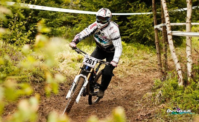 peter sedklak bang downhill teams ezona 2014 av