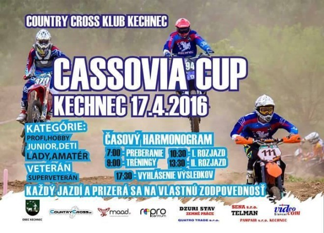 Cassovia Cup Kechnec