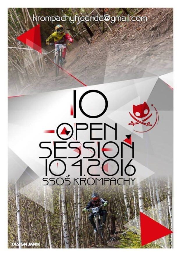 Krompachy Open Session