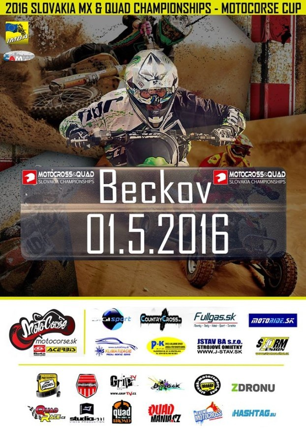 becko mx aquad 2016