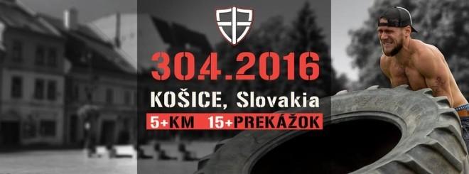 trvdák Košice 2016