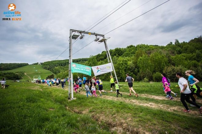 Hill Race Kavečany 2016