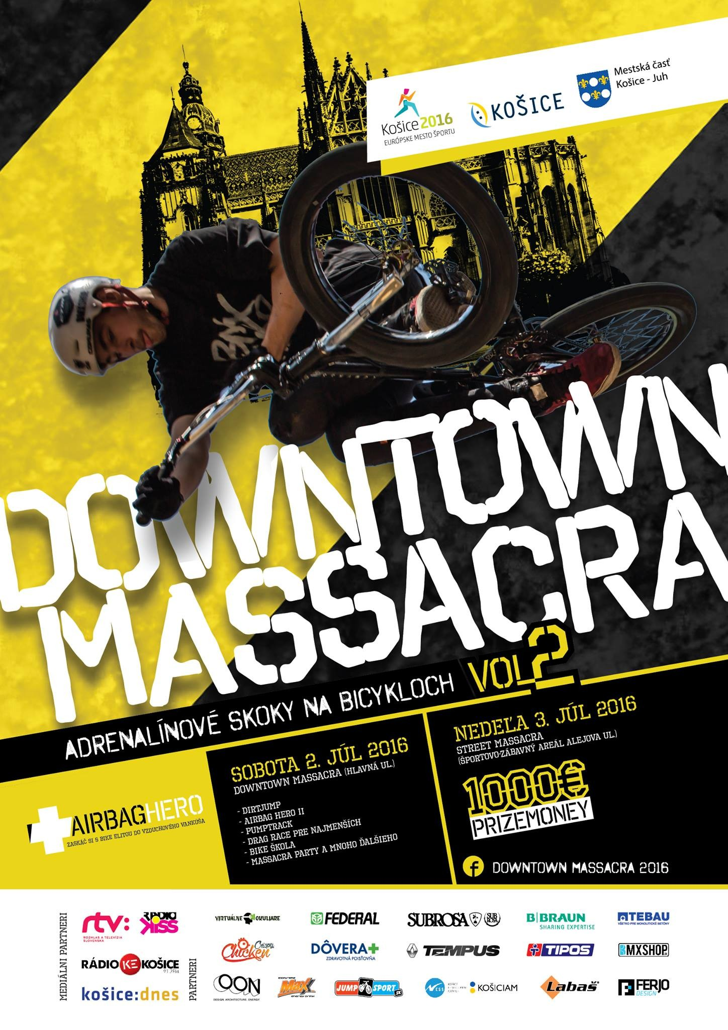 plagat Downtown Massacra