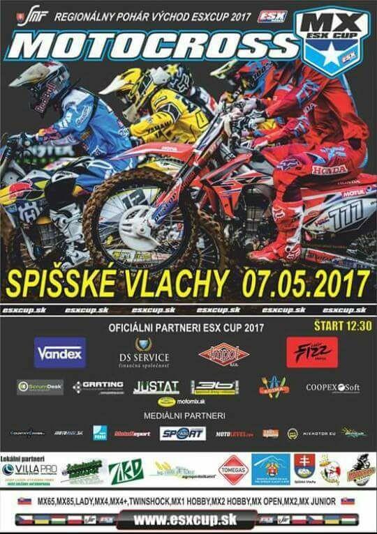 ESX Cup MX Spišské Vlachy