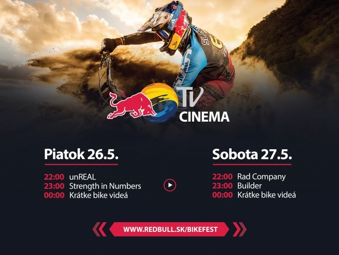 Red Bull TV Cinema program