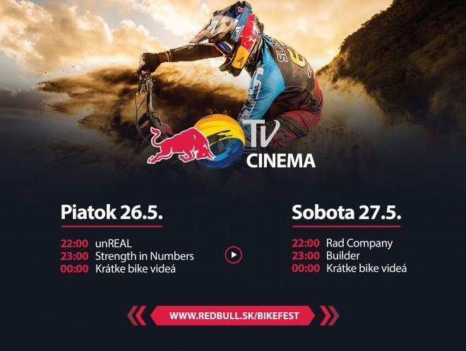 Red Bull TV Cinema program
