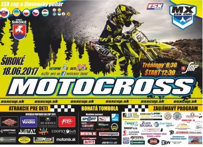 Motocross Siroke 2017