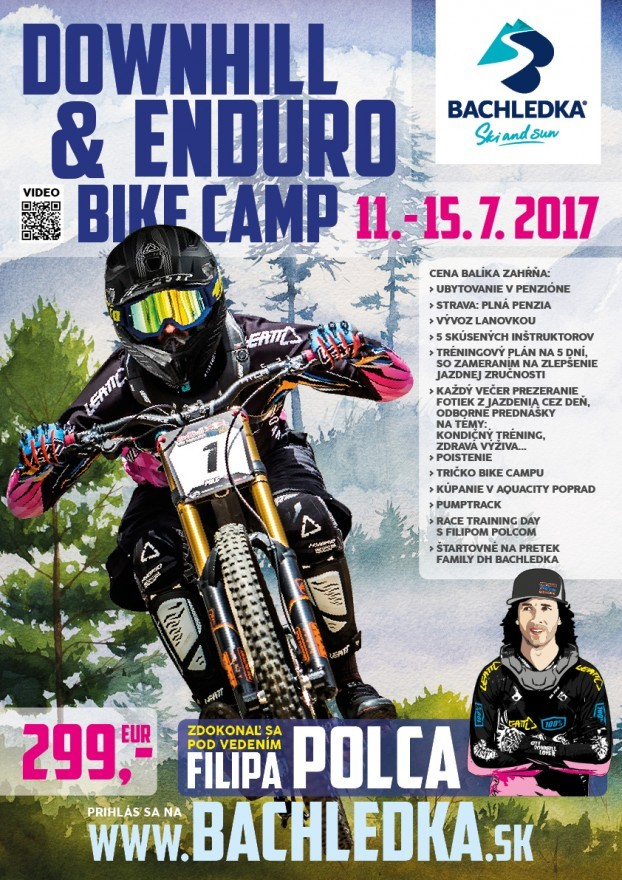 Bike Camp_Bachledova_2017