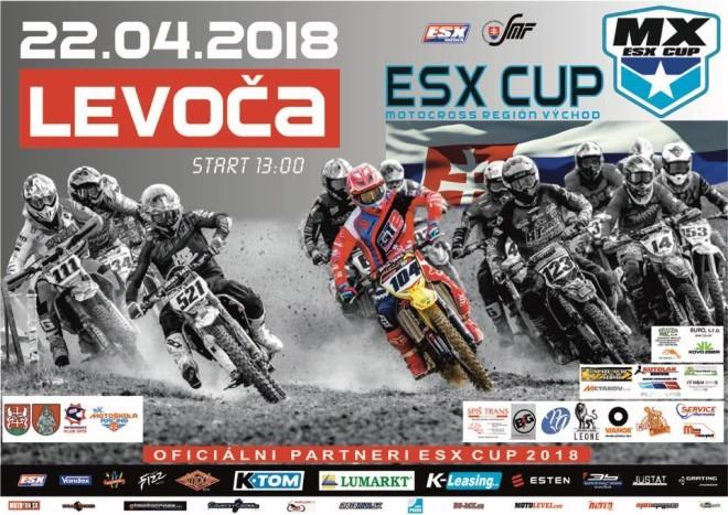 ESX Cup Levoča 2018